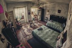 Maison aux Fleurs - Chambre