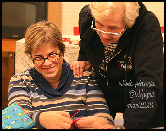 knitting and crocheting workshop