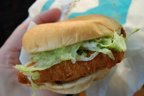 JBX Fish Sandwich