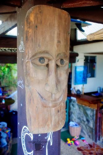Makulay Lodge, Caalan, El Nido, Palawan