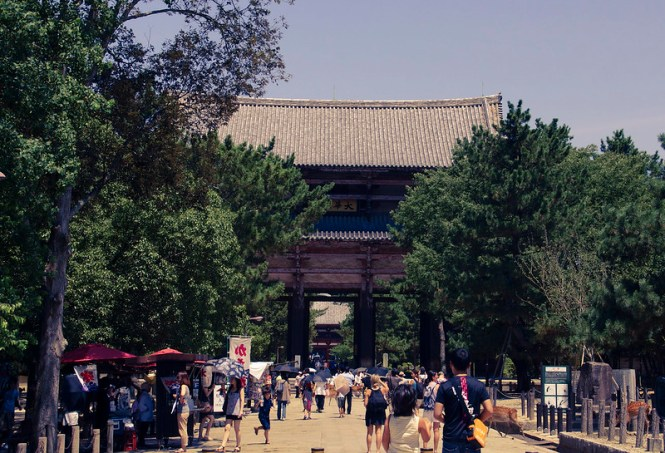 Nandaimon - Nara