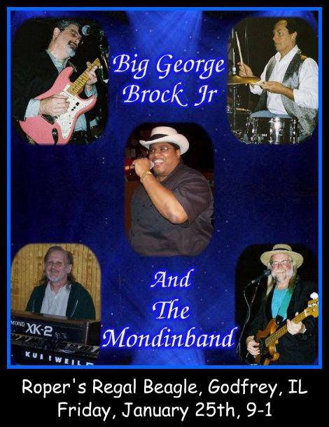 Big George Jr 1-25-13