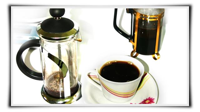 Perfect Kopi Luwak Coffee with French Press, hidangan kopi luwak, kopi luwak perfect