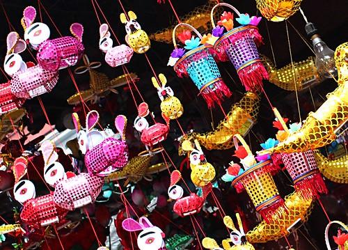 Lanterns Of Nanjing