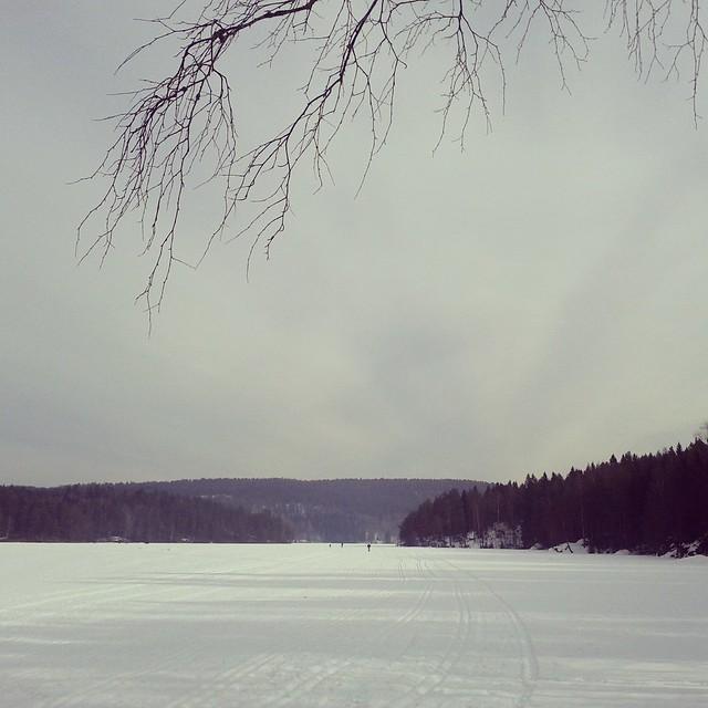 Nøklevann, Oslo.