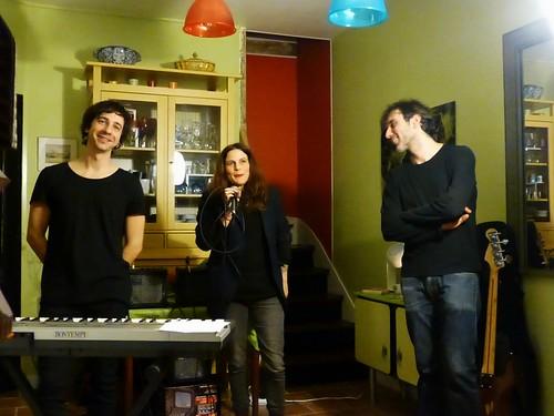 Robi @ Béa's house 2013