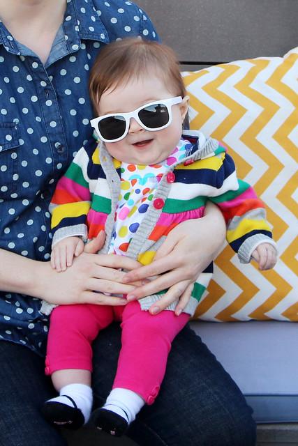 Harper is stylin'