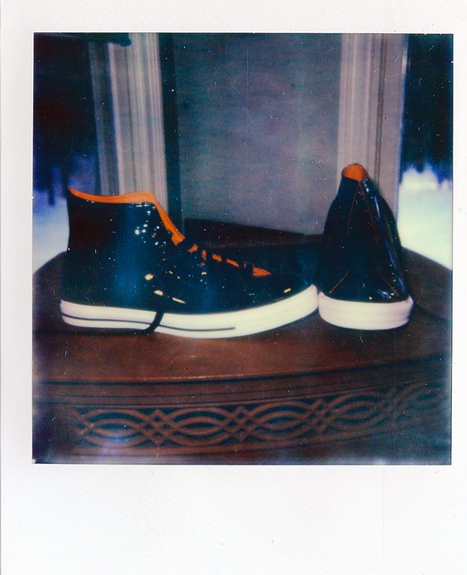 Patent Leather Cons!