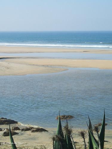 Praia - Ziguezagues by lusografias