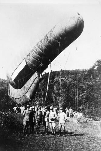 Italian Observation Balloon