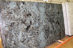 Green Eyes Granite Slab