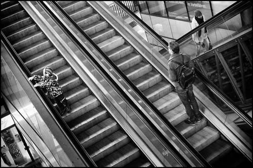 Escalator by ontourwithben