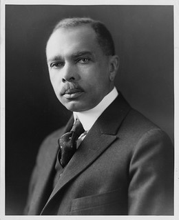 Early NAACP leader James Weldon Johnson: 1920 ca.