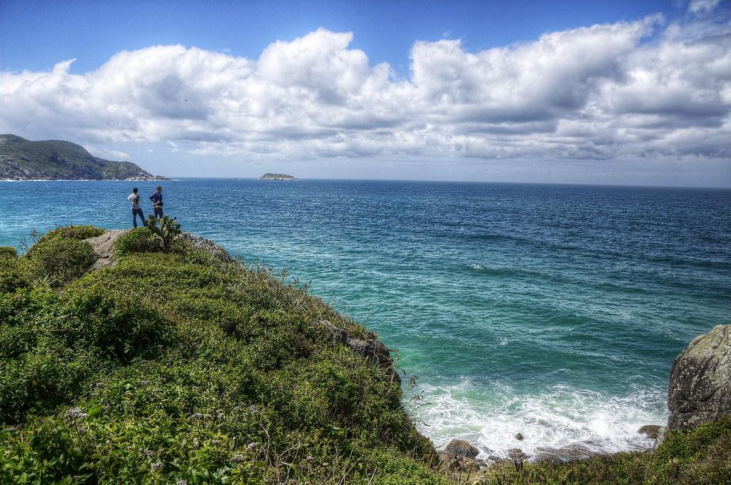Cliffs of Brazil