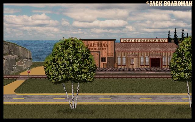 Danger Bay Railroad Museum