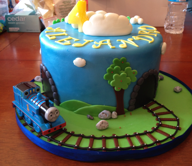 Thomas The Train Birthday Cake Flickr