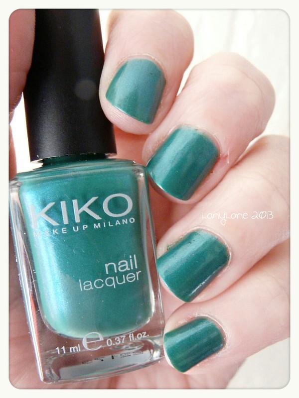 KIKO 388 caribean green