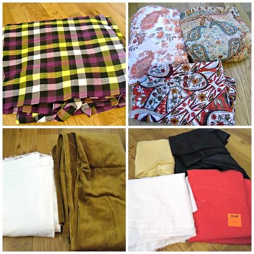 Fabric spoils, 3