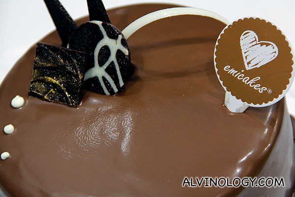 Emicakes' Choco Truffle Dream cake