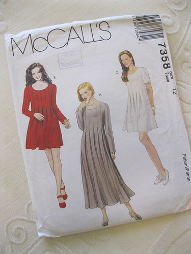 McCalls 7358 (OOP)