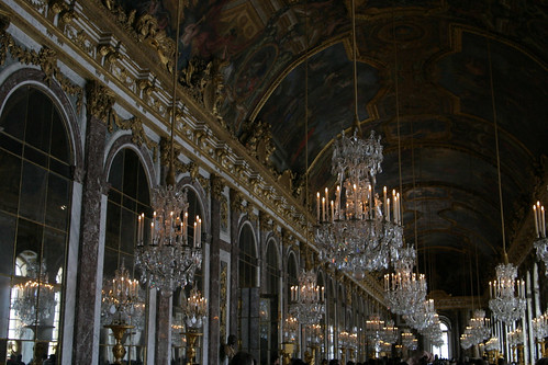 Mirror Room at Versaille