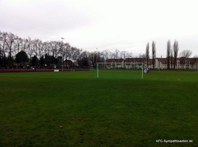 Stadion an der Wendenschlossstrasse, Berlin
