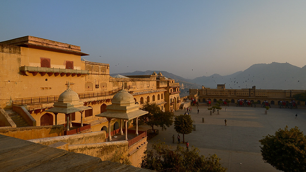 Amber Fort # 1