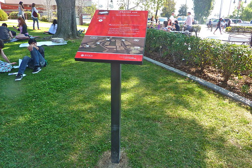 Biola Prayer Walk Display 1