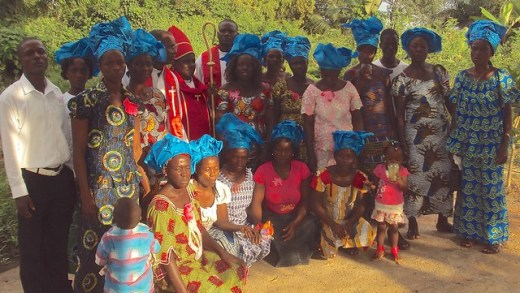 ICCEC Welcomes Churches in Liberia