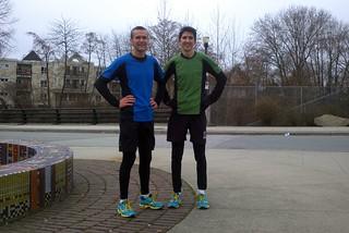 Running Twins