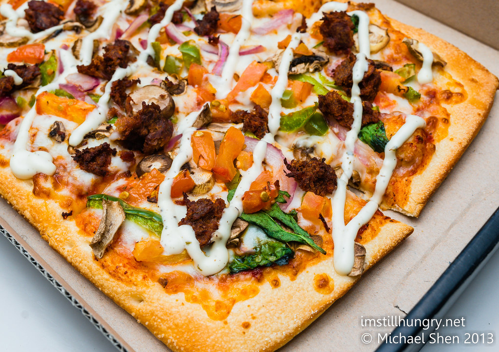 Domino's Pizza chef's best
