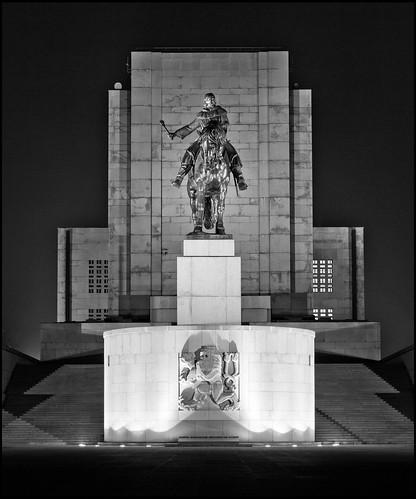 Prag / Jan-Žižka-Denkmal / Jan-Žižka monument