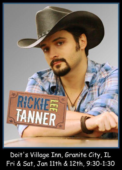 Rickie Lee Tanner 1-11, 1-12-13