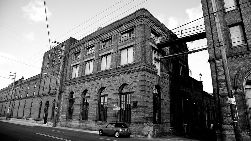 Front of Georgetown Brewery
