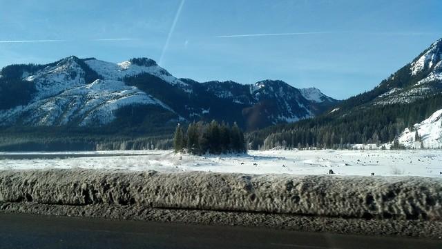 Wenatchee Valley scenery