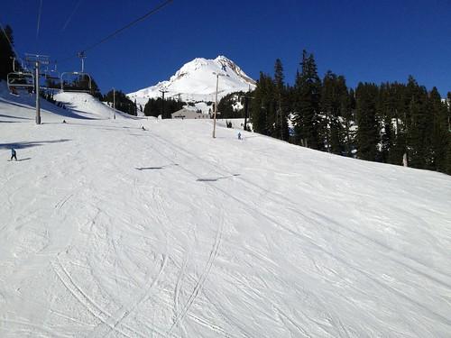 Mt Hood Snowboarding Trip