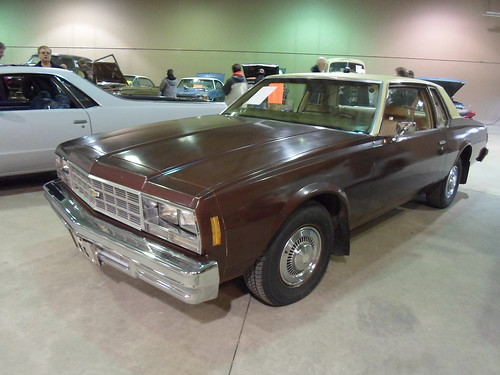 1977 Chevrolet Bel Air