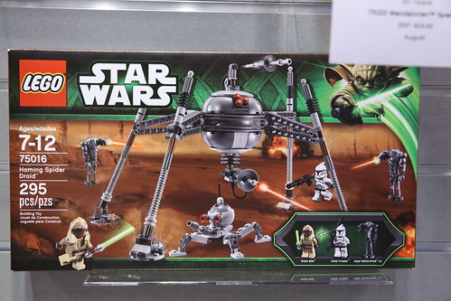 75016 Homing Spider Droid 1