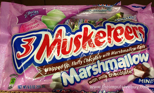 Musketeers Marshmallows