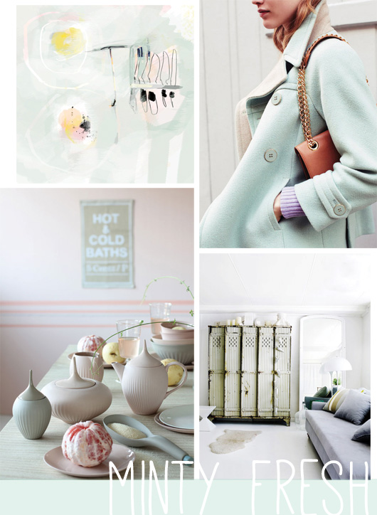 Minty Fresh Inspiration