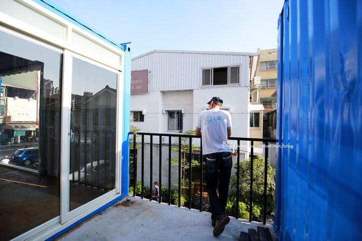 29553251161 7c4e59c7ed c - Cuboid台中人氣貨櫃冰飲.Cuboid茶予茶.超夯整排二層樓的藍色貨櫃屋.打卡IG熱門地點.芭蕾麵包和PUGU田園雜貨旁