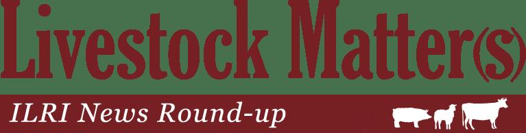 ILRI News Round-up Logo
