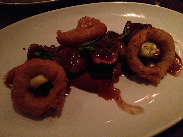 Butcher's filet - Wayfare Tavern