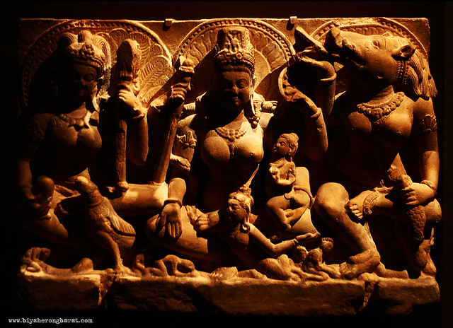 South Asia stone carving asian civilisations museum
