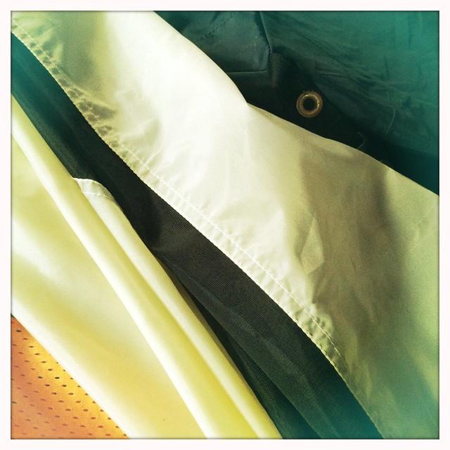 tent closeup