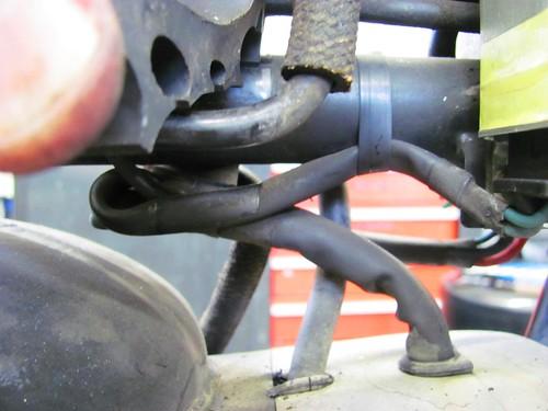 Wiring Loom Detail