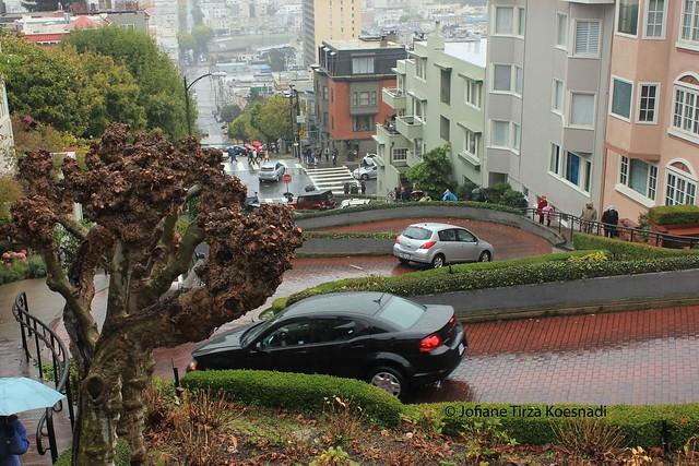 SF - lombard street - 3