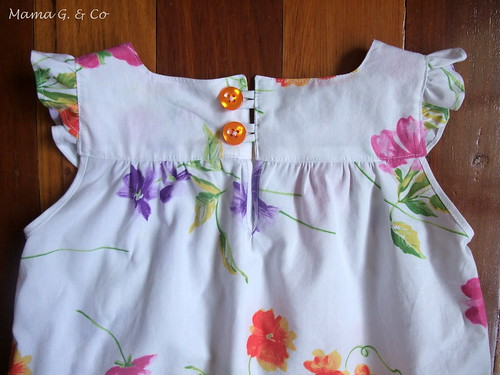 Frilly Sleeves Dress (3)