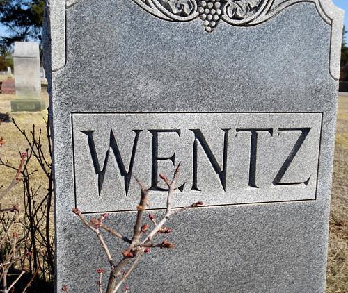 Wentz Family - my Oklahoma history