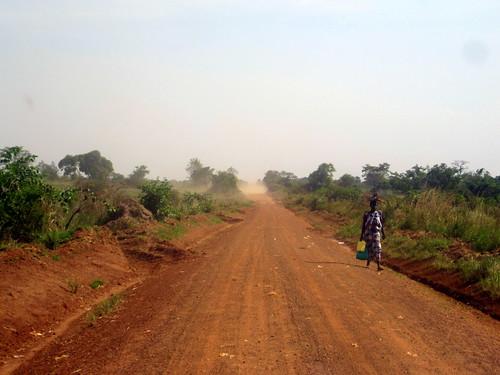The everlasting dust road